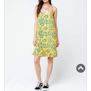 VANS floral dress